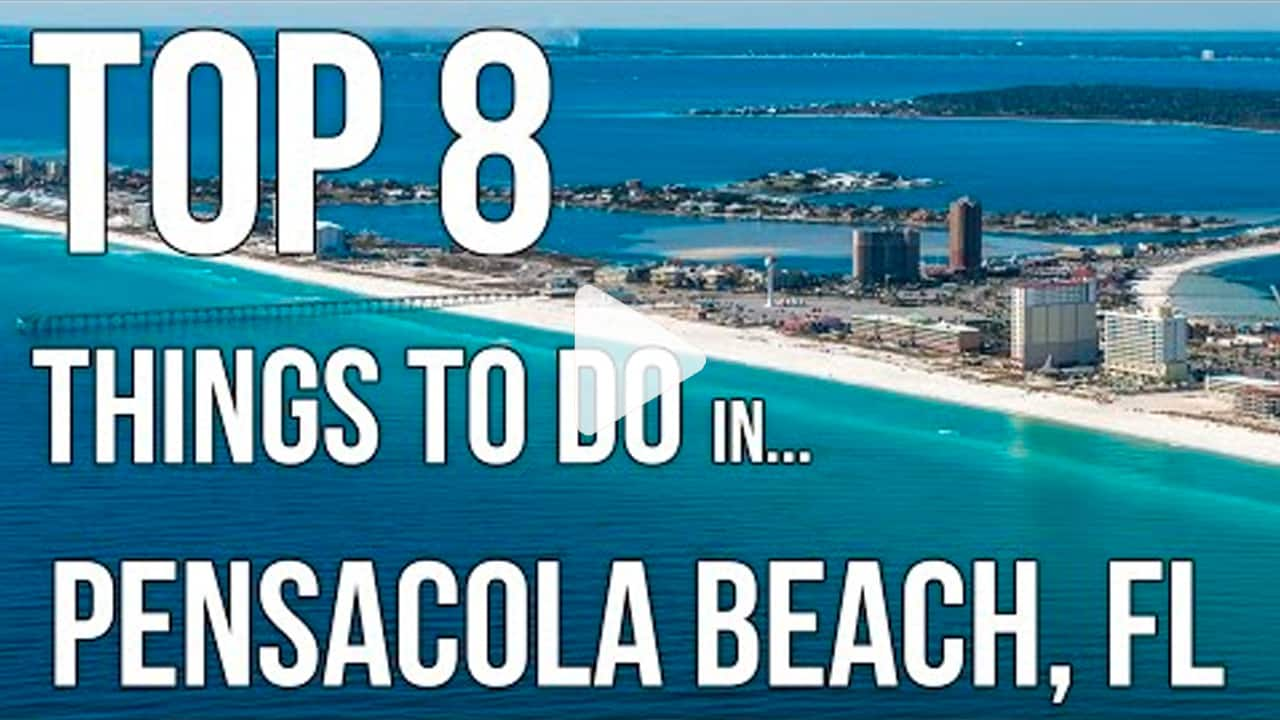 Learn about all there is to do in Pensacola